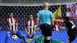 Ян Облак сыграл в Мадриде просто блестяще