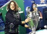Puyol: Drogba was the toughest opponent I faced