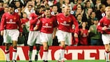 Snap shot: The last time United hosted Anderlecht
