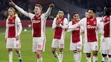 Ajax, dieci motivi per crederci