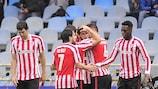 El Athletic luchará por estar en la fase de grupos