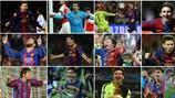 Leyenda Messi