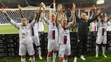 Lyon verlor zwar das Rückspiel gegen Manchester City, steht aber trotzdem im Finale