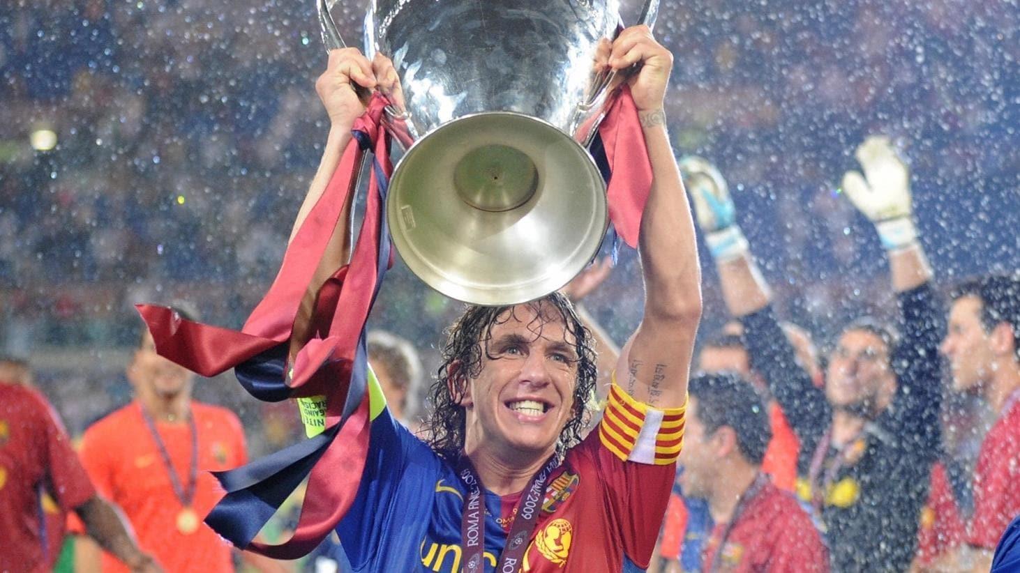 Puyol: Barcelona 'revolutionised football' under Guardiola | UEFA Champions  League | UEFA.com