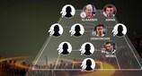 El Equipo de la Semana de la UEFA Europa League
