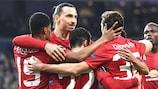 Man. United v Anderlecht background