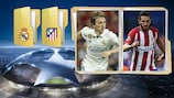 Real Madrid aim to oust Atlético again