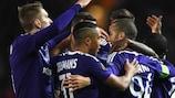 Anderlecht back on top in Belgium