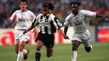 Tutte le statistiche: Real Madrid - Juventus