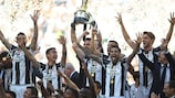 Can Juventus become ninth team to complete treble?