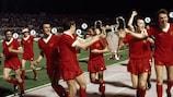 40 anos depois: Liverpool conquista primeira Taça dos Campeões
