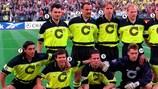 Das siegreiche Team von 1997
