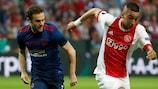 L'ultima gara europea giocata dall'Ajax è stata la finale di UEFA Europa League 2017 a Stoccolma