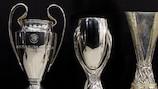 Zugangsliste zur Champions League und Europa League 2018/19