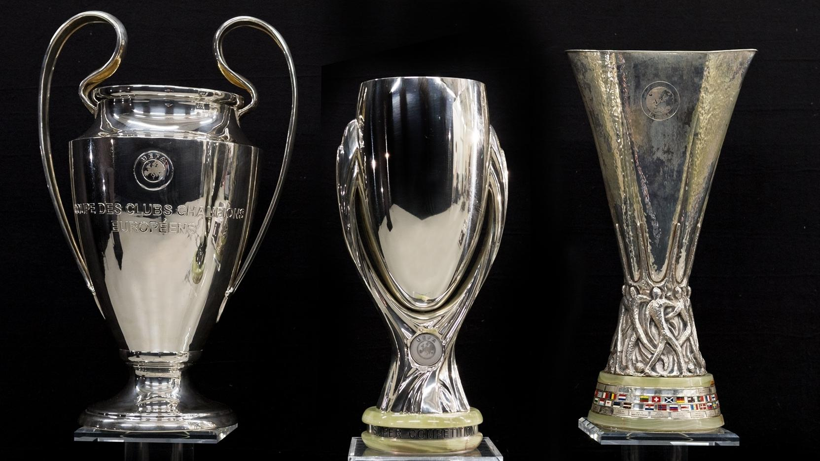 The Best Uefa Europa League 2 Trophy
