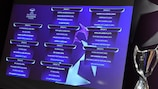 The result of the UEFA Women's Champions League qualifying round draw