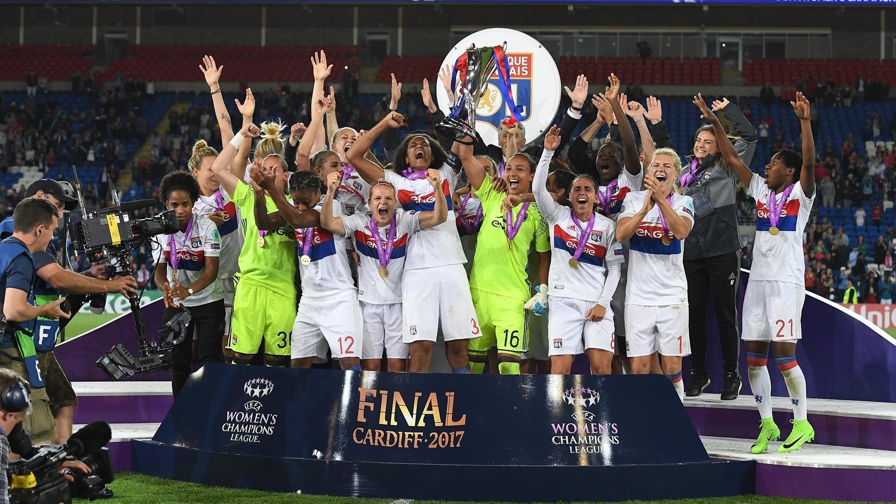 champions league kvinner