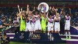 Lyon bate Paris e conquista quarto título
