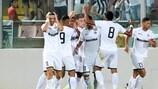 Champions League arranca: Quarteto vitorioso