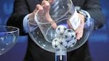 Die Auslosung der Play-offs ist der nächste Schritt auf dem Weg in die Gruppenphase der UEFA Champions League