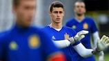 Kepa wird eine große Zukunft im spanischen Nationalteam vorhergesagt