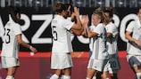 Women's EURO: le amichevoli di preparazione