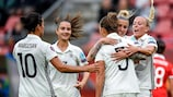 Germany topped Group B