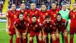 España sabe que debe vencer a Escocia para estar en cuartos de final