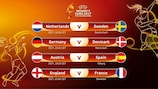 Women's EURO quarter-final line-up confirmed