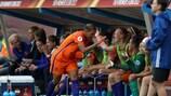 Сборная Нидерландов в первом туре победила Норвегию