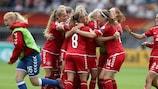 Denmark comeback ends Germany reign