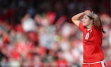 Ramona Bachmann erlebte mit der Schweiz einen enttäuschenden Auftakt