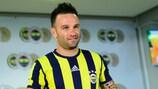 El nuevo equipo de Mathieu Valbuena, el Fenerbahçe, estará en la tercera ronda de clasificación