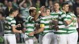 Celtic enjoy Tom Rogic's goal