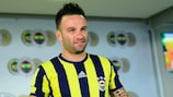 Il Fenerbahçe del neo acquisto Mathieu Valbuena entrerà in gioco nel terzo turno preliminare