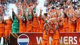 Holanda conquistó el Campeonato de Europa Femenino de la UEFA de 2017
