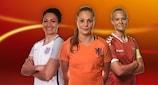 Official UEFA Women's EURO 2017 Best Eleven