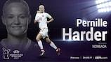 Irá Harder ser eleita Jogadora do Ano da UEFA?