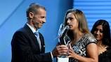 Jogadora do Ano: motivos para a eleição de Lieke Martens