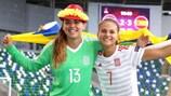 La Spagna festeggia l'accesso in finale