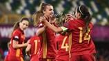 Así se vivió la gran final del Europeo femenino sub-19