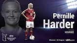 Will Pernille Harder be named UEFA Women's Player of the Year?