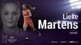 Joueuse de l'année, pourquoi Martens ?