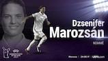 Joueuse de l'année, pourquoi Marozsán ?