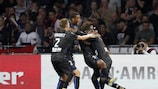 Nizza setzte sich gegen Ajax durch