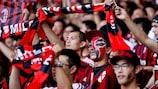 Milan-Craiova sets new #UEL qualifying attendance record