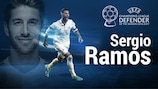 Sergio Ramos eleito Defesa da Época