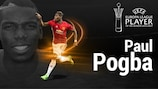 Paul Pogba eleito Jogador da Época na #UEL