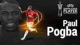 Paul Pogba è il Giocatore dell'Anno della #UEL