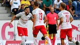 Salzburg are in their seventh group campaign